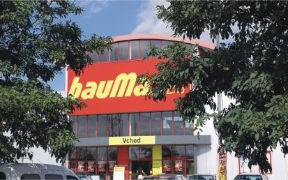 Baumax, Olomouc, Csehország