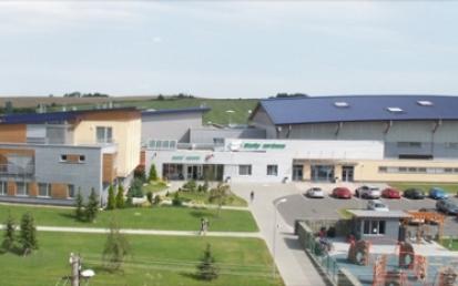 Buly arena, Kravaře,Csehország