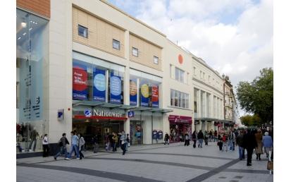 Nationwide, Cardiff,  Anglia