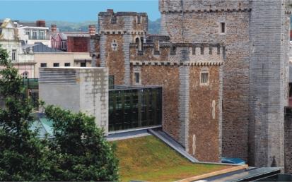Cardiff Castle, Cardiff, Anglia