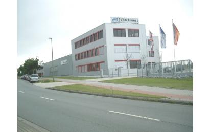 Bürogebäude von John Guest, Bielefeld, Németország
