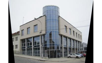 Multifunkcionális épület, Uherský brod, Csehország
