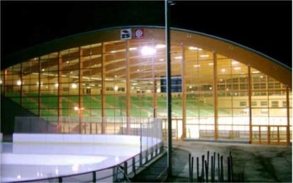 Téli stadion, Cheb, Csehország