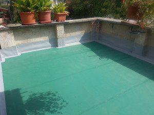 izolace terasy fólií Fatrafol