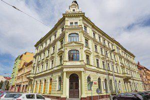 House on Světová street, Prague