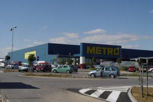 Metro, Nitra