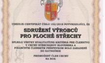 Cech strechárov Slovenska