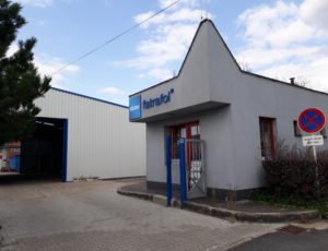 Otevření skladu HIF v Praze