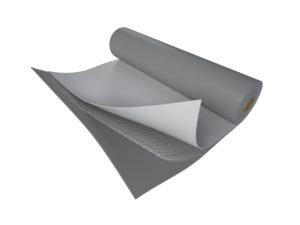 Neue Farbe der Dachabdichtungsbahnen