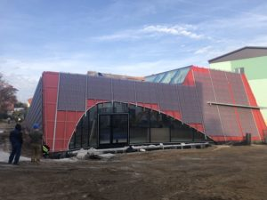 FATRAFOL is part of the 2020 Building of the Year